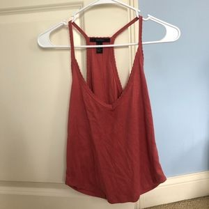 Forever 21 Red/Pink Tank top